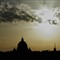"""Rome. sunset and the """"cupolone"""""""