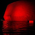 The blue planet in Copenhagen turns red in december