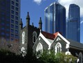 St Augustine's Catholic Church Bourke street Melbourne