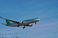 AerLingus Flight Approach
