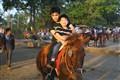 horse riding \m/