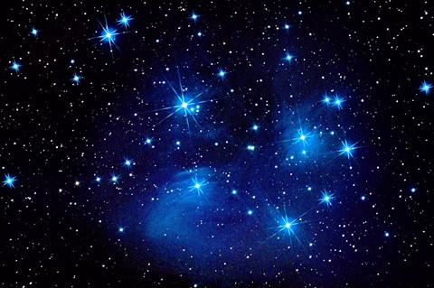 Pentax K5 M45 Pleiades