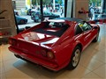 Classic Ferrari at a Berlin Showroom