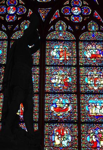 St George Chapel Notre-Damme