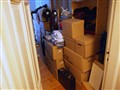 Packing everything, moving to a new home