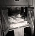 Olivia in bed