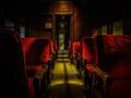 Old Railway Seats