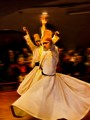 Islamic Dervish Dancers in Kappadocia, Turkey