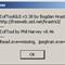 Exif Tool Info
