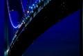 .....the VERAZANO BRIDGE at night.....