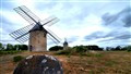 Windmills in France