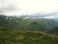 Norwegian high lands