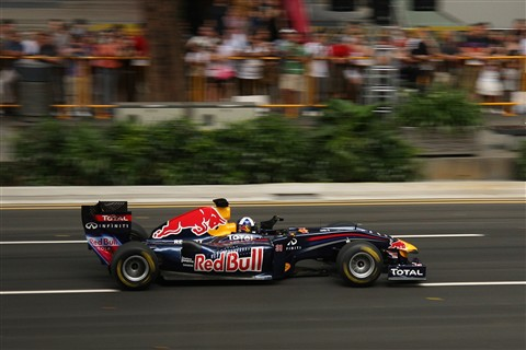 Red Bull Speed Street 2011