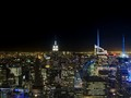 NY Skyline from Top of Rockefeller Center