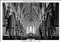 Lichfield Cathedral BW