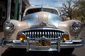 Classic Buick, Circa 1950