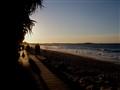 sun down Noosa Heads
