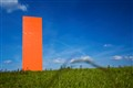 Orange Monolith