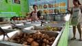 Happy Food Vendors