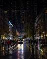 Bahnhofstrasse in the Rain