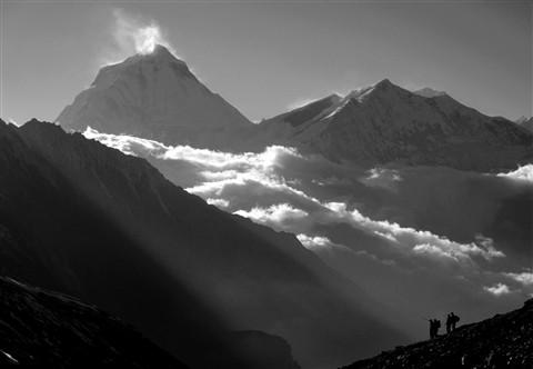 Annapurna Tilicho Descent