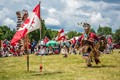 PowWow at the Canada Day's