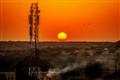 Coucher de soleil Jaisalmer
