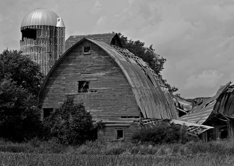 Old Rundown Barn