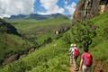 Walk in the Drakensberge, ZA