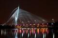 Night View of Seri Wawasan Bridge