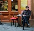 Resting In Prague