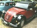 Rare sedan body 2CV