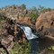 Cool off in the Edith Falls Upper Pool - Katherine NT
