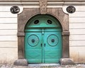 Portal in Prague