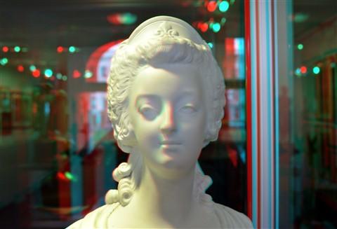 Bust Marie-Antoinette 3D