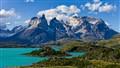Patagonia, Torres del Paine and Cuernos del Paine