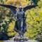 Bethesda Fountain NYC Central Park by Tony Filson
