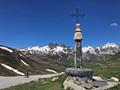 Summit Cross -  Col de Croix de Fer, France