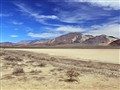The race track at Death Valley