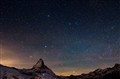 Starry Night at the Matterhorn