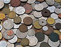 Coins from around the world and around time.