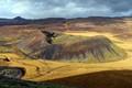 Grabrock volcano Iceland