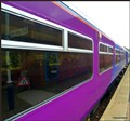 purple train