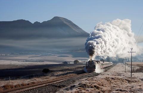 Mountain Railroad - SA
