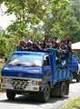 Funeral hopping in Tana Toraja Sulawesi