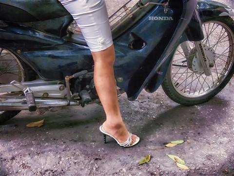 Heels and HONDA challenge P1060395