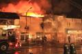 Down Town fire