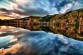Loch Tummel sunset