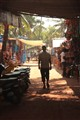 Street shops in Goa