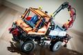 8110 Lego Technic Unimog